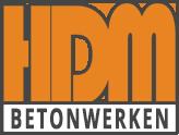 HDM Betonwerken Logo